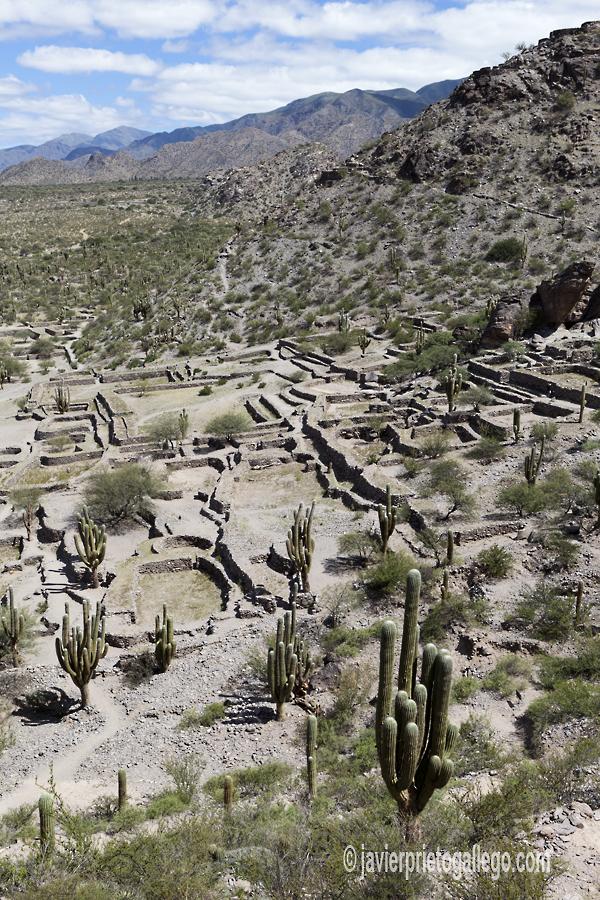 Ruinas de la ciudad sagrada de Quilmes