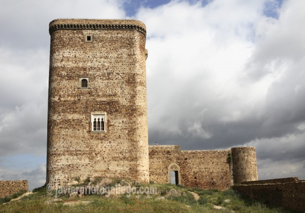 Castillo de Feria.