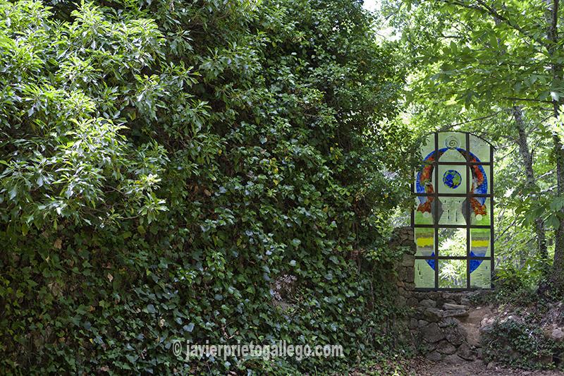 Sendero se alizado el asentadero bosque de los espejos - La casa de los espejos ...