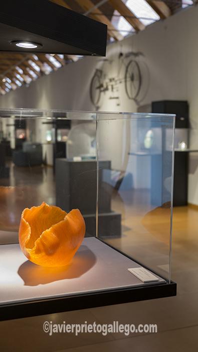 Sala de Vídrio Contemporáneo en la Real Fábrica de Cristales de la Granja. San Ildefonso. Segovia. Castilla y León. España.©Javier Prieto Gallego.