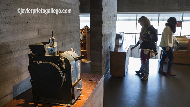 Recursos expositivos del Museo del Pan. Mayorga. Valladolid. Castilla y León. España. ©Javier Prieto Gallego