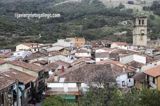 Localidad de Garganta la Olla. Comarca de la Vera. Cáceres. Extremadura. España. © Javier Prieto Gallego