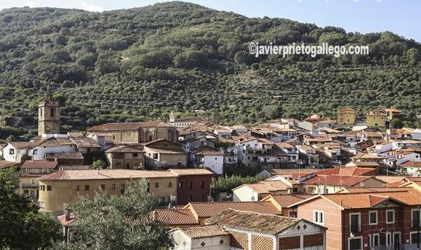 Localidad de Pasarón de la Vera. Comarca de la Vera. Cáceres. Extremadura. España. © Javier Prieto Gallego