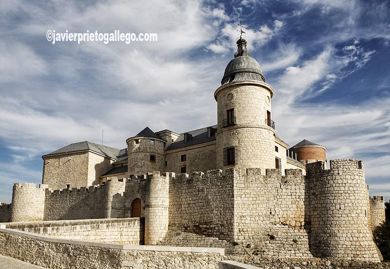 Real Archivo de Simancas. Camino de Santiago desde Madrid. Provincia de Valladolid. Castilla y León. España. © Javier Prieto Gallego