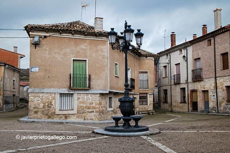Antigüedad. Cerrato Castellano. Palencia. Castilla y León. España © Javier Prieto Gallego
