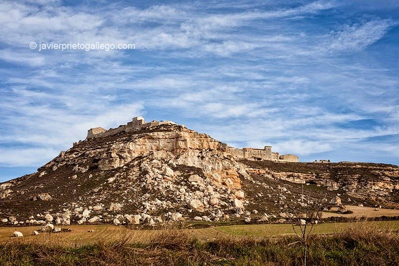 Sendero del Valle del Riaza. Aza. Burgos. Castilla y León. España. © Javier Prieto Gallego;
