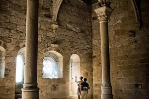 Santa María de Carracedo, uno de los monasterios más influyentes de El Bierzo (León)