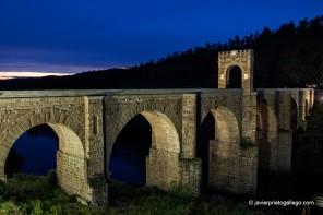 El puente de Alcántara (Cáceres)