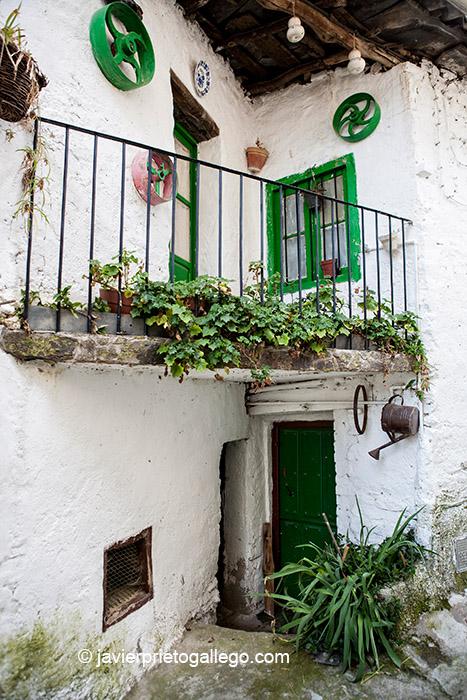 Un rincón en Casares de las Hurdes. Comarca de Las Hurdes. Cáceres. Extremadura. España. © Javier Prieto Gallego;