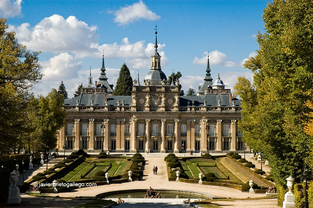 Reales Sitios en Castilla y León