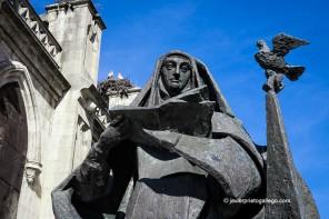 Un viaje para acompañar a Santa Teresa por Castilla y León