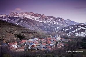 Tres pueblos de postal en Castilla y León para una Navidad de película