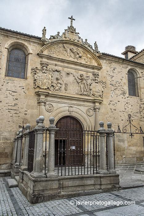 Convento de la Anunciación fundado por Santa Teresa. Alba de Tormes, Salamanca, Castilla y León. España © Javier Prieto Galleg