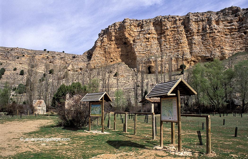 Refugio de Rapaces de Montejo de la Vega. Segovia. Castilla y León. España, 2002 © Javier Prieto Gallego;