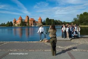 Fortaleza de Trakai (Lituania)
