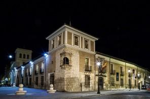 Historia y curiosidades del Palacio de Pimentel (Valladolid)