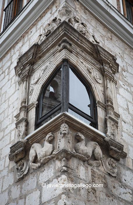 Palacio de Pimentel. Valladolid. Castilla y León.España. © Javier Prieto Gallego