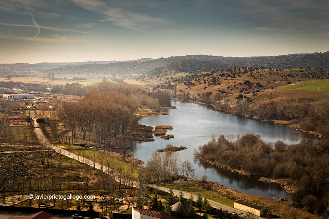 Alba de Tormes. Salamanca. Castilla y León. España. © Javier Prieto Gallego