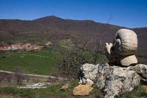 "Ruta 19: La Senda del Escultor ""Ursi"" (Montaña Palentina)"