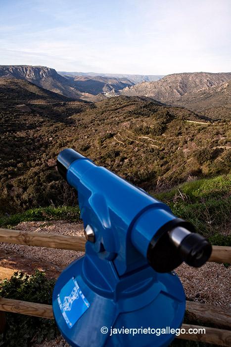 Mirador del Contrabando, cerca de Hinojosa de Duero. Los Arribes salmantinos. Salamanca. Castilla y León. España © Javier Prieto Gallego