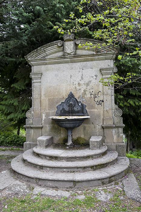 Parque de Santa Ana. Senda del Cedro de la Francesa. Béjar. Salamanca. Castilla y León. España © Javier Prieto Gallego;