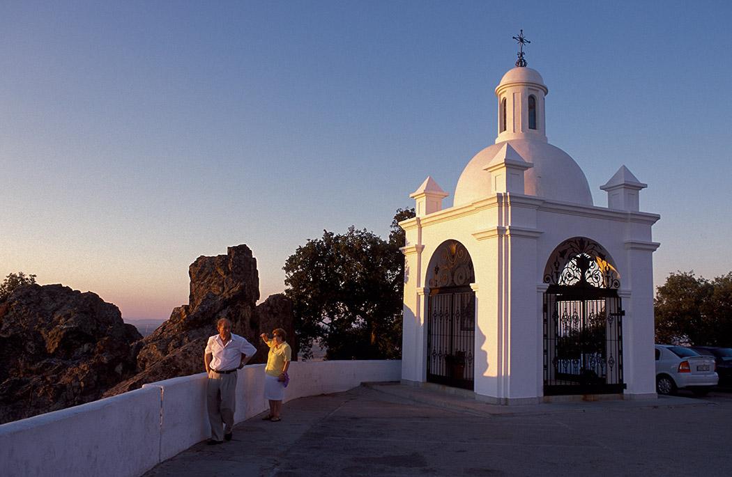 Santuario de Nuestra Señora de la Montaña. Cáceres. Extremadura. España. © Javier Prieto Gallego