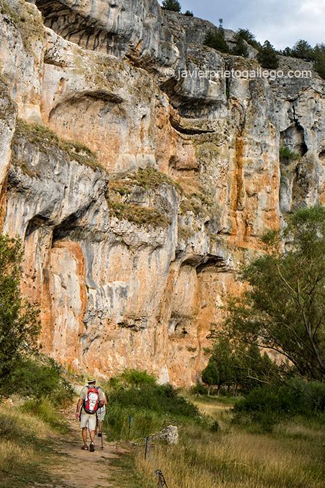 La Senda del Río. Parque Natural Cañón del Río Lobos. Soria. Castilla y León. España. © Javier Prieto Gallego;