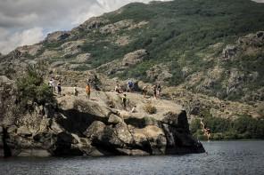 Chapuzón en el Lago de Sanabria (Zamora)