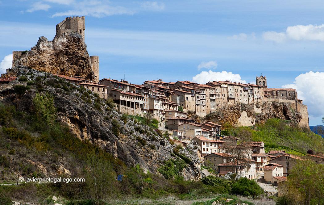Ciudad de Frías. Burgos. Castilla y León. España © Javier Prieto Gallego