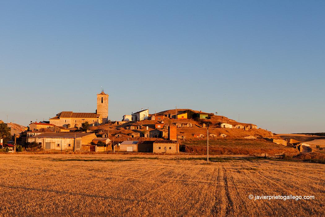 Alba de Cerrato. El Cerrato Castellano. Castilla y León. España © Javier Prieto Gallego
