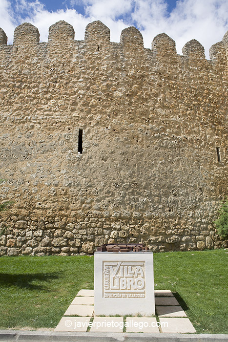Murallas de Urueña. Villa del Libro. Valladolid. Castilla y León. España. © Javier Prieto Gallego