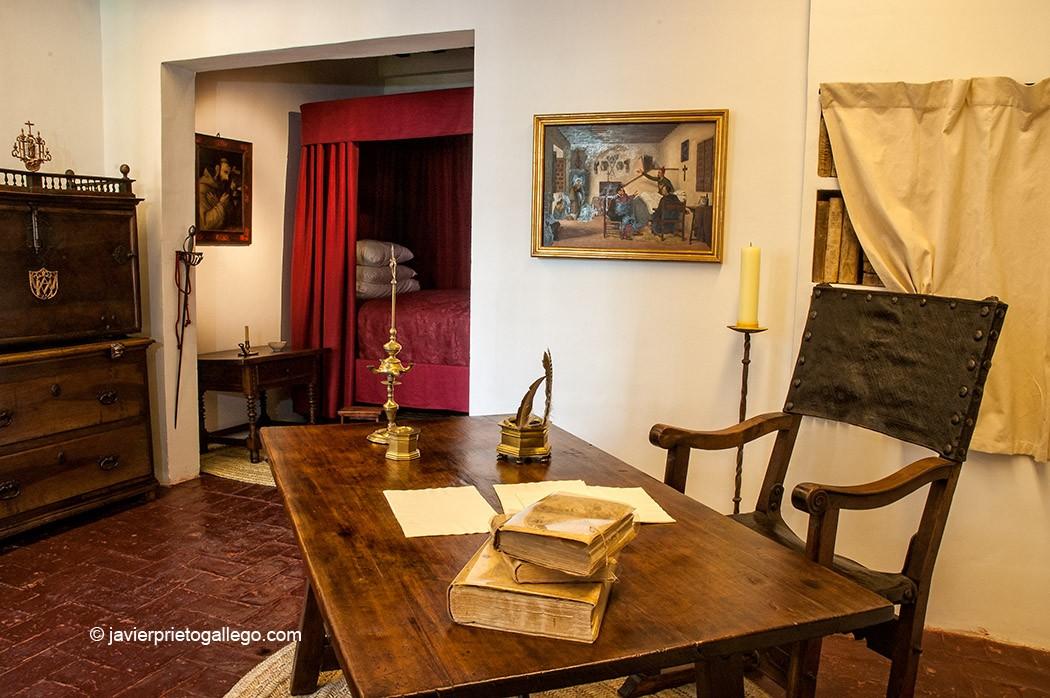 Ecos de Cervantes en Castilla y León