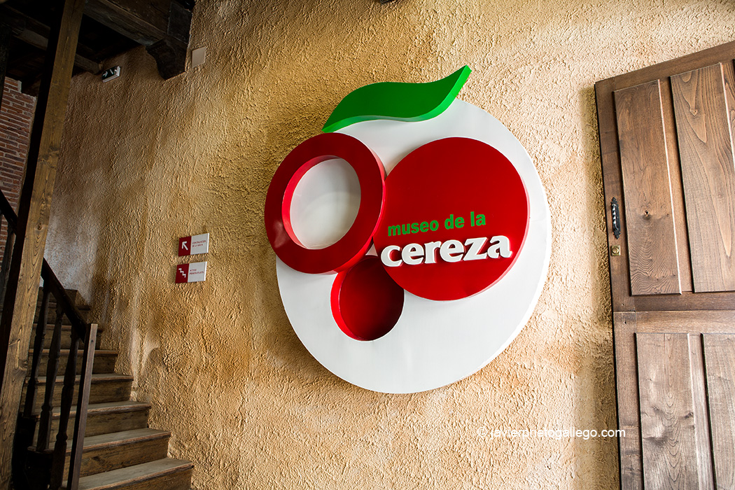 Interior del Museo de la Cereza. Cabezuela del Valle. Valle del Jerte. Fiesta del Cerezo. Extremadura. España © Javier Prieto Gallego;