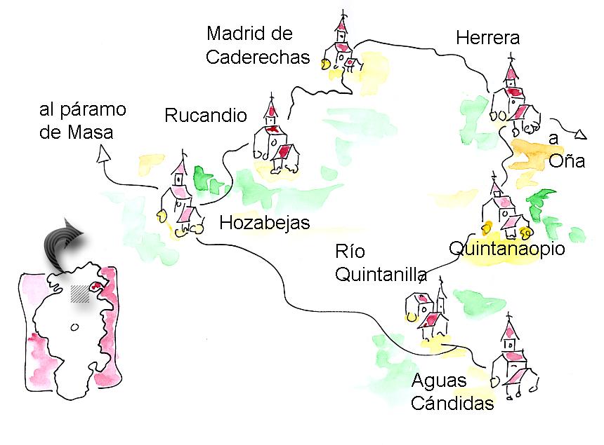 Un viaje al valle de Caderechas (Burgos) © Javier Prieto Gallego