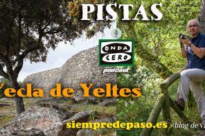 PODCAST: Castro vetón de Yecla de Yeltes (Salamanca)
