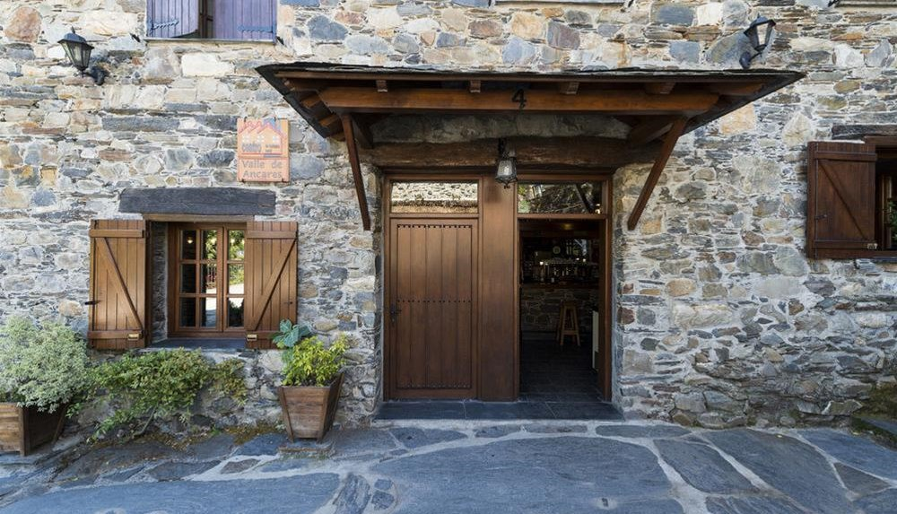 Hotel rural Valle de Ancares 03
