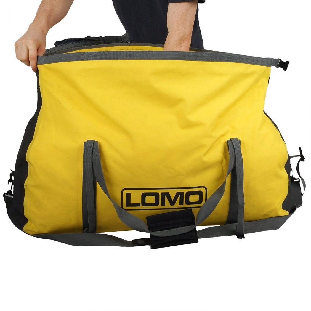 Lomo bolsa de viaje estanca 02