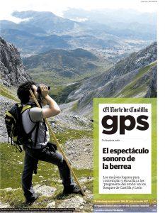 NOR GPS 30092016 : GPS Planillo : 1 : Página 1
