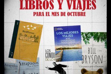 libros viajeros de-octubre-2016