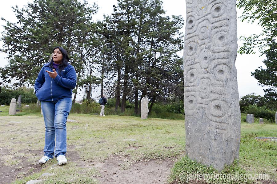 Parque de menhires del valle de Tafí. Tafí del Valle. Tucumán. Argentina © Javier Prieto Gallego