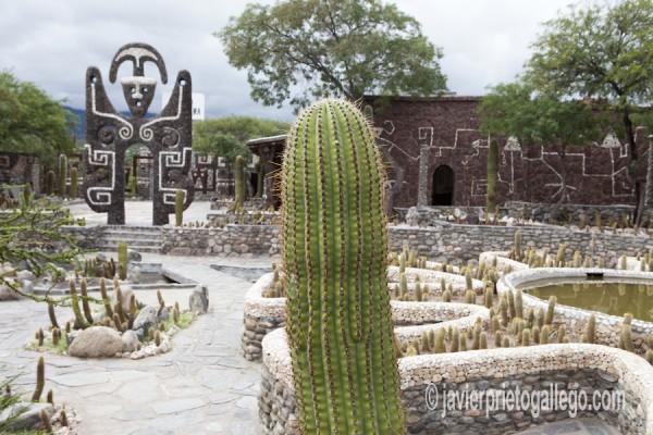 Museo de la Pachamama, en Aícha del Valle