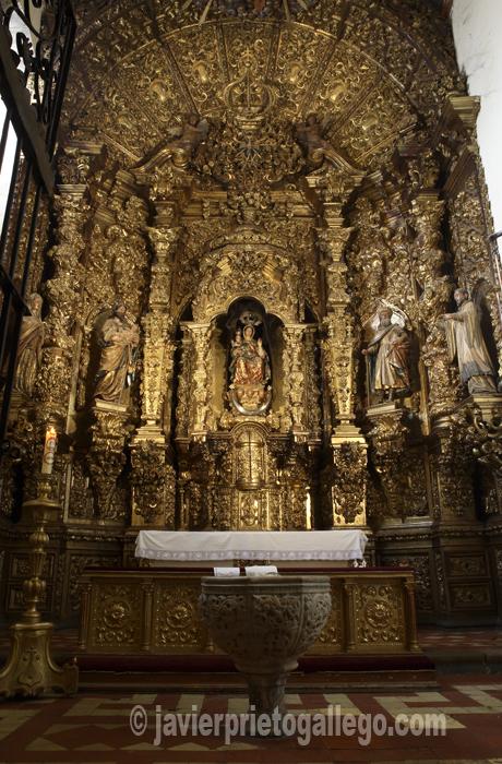 Virgen de Valvanera. Zafra.