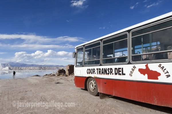 Salinas Grandes. Argentina © Javier Prieto Gallego