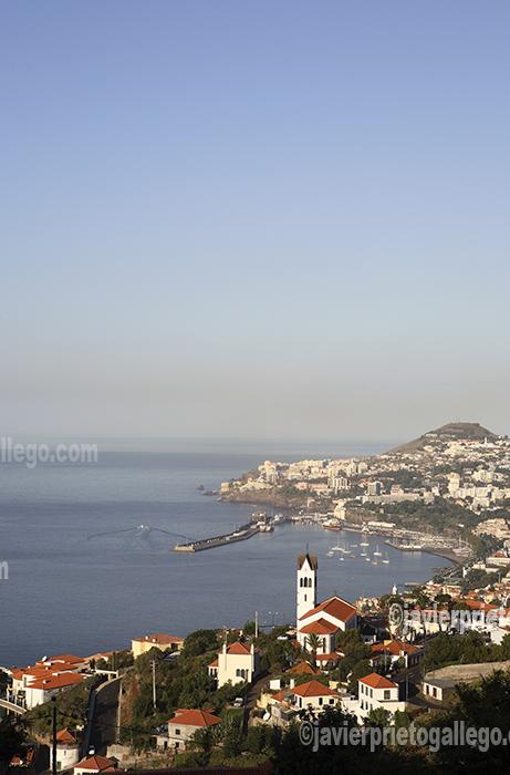 Bahía de Funchal. Madeira. Portugal. © Javir Prieto Gallego