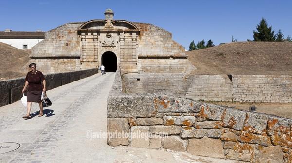 Puertas de San Francisco de la Cruz. Fortificación de Almeida. Región de Beira. Portugal. © Javier Prieto Gallego
