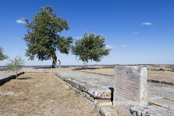 La plaza Alta. Fortificación de Almeida. Región de Beira. Portugal. © Javier Prieto Gallego