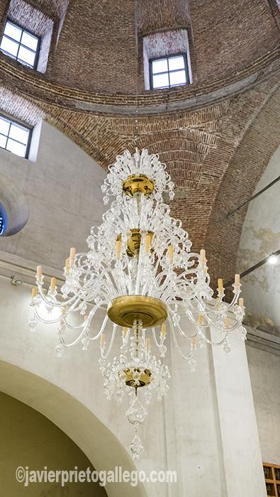 Real Fábrica de Cristales de la Granja. San Ildefonso. Segovia. Castilla y León. España.©Javier Prieto Gallego.