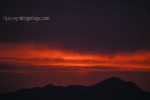 Montaña Palentina al atardecer. Palencia. Castilla y León. España ©Javier Prieto Gallego;