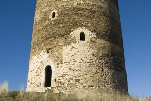 Torre de Santa María de Ordás. Comarca de Luna. León. Castilla y León. España. © Javier Prieto Gallego