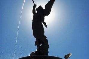 Fuente de la Fama. Campo Grande. Valladolid. Castilla y León. España © Javier Prieto Gallego
